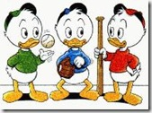 sobrinos de Donald