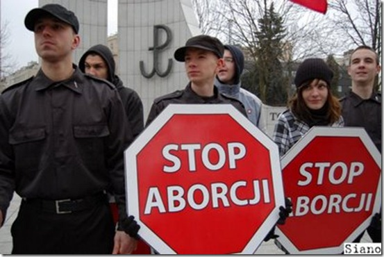 stop aborcji
