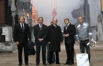 外交政策:俄罗斯石油开局北冰洋