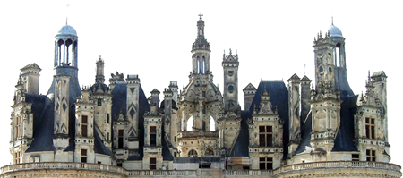 Chateau de Chambord - wikipedia - 1