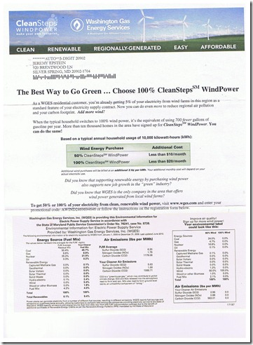 wind power solicitation