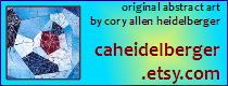 original abstract art by Cory Allen Heidelberger -- visit caheidelberger.etsy.com