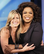 Jennifer Aniston Oprah Interview photo