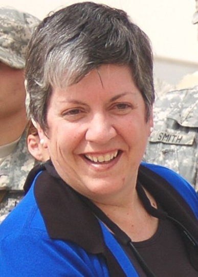 Arizona Governor Janet Napolitano accused by some as a lesbian