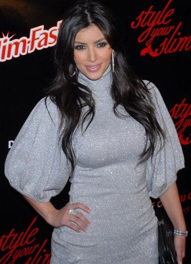 Regie bush girlfriend Kim_Kardashian photo