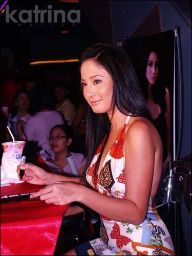 Filipino actress model Katrina Halili photo 10 ex Kho Hayden lover