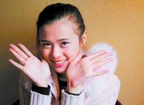 Chendu girl Zou Linying photo