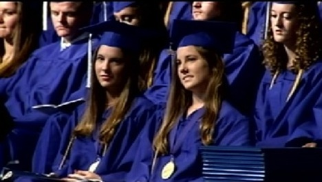 Chandler and Taylor Burfield Twins Pic