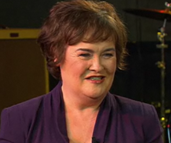 Susan Boyle the Today Show Interview July 22 picture