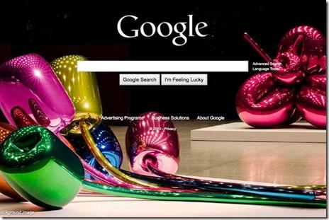 Remove Google Background