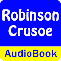 Robinson Crusoe Audio Book icon