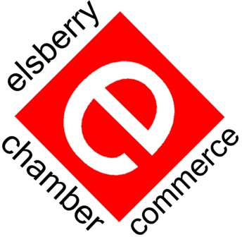 Elsberry Chamber of Commerce The Elsberry Chamber of Commerce strives to enhance and improve the economic health and quality of life in our community.