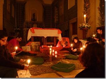 Oração de Taizé, Abril 026