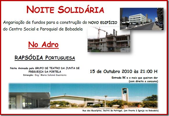 Noite Solidaria