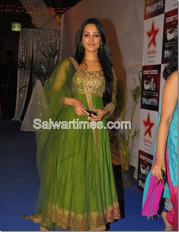 Anitha_Green_Designer_Salwar_kameez