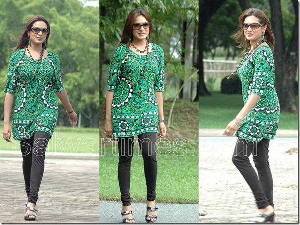 Aditi_Agrawal_Green_Designer_salwar_kameez