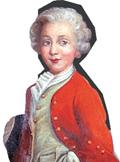 Ο Αμαντέους Μ΄τσαρτ όταν ήταν παιδί-θαύμα