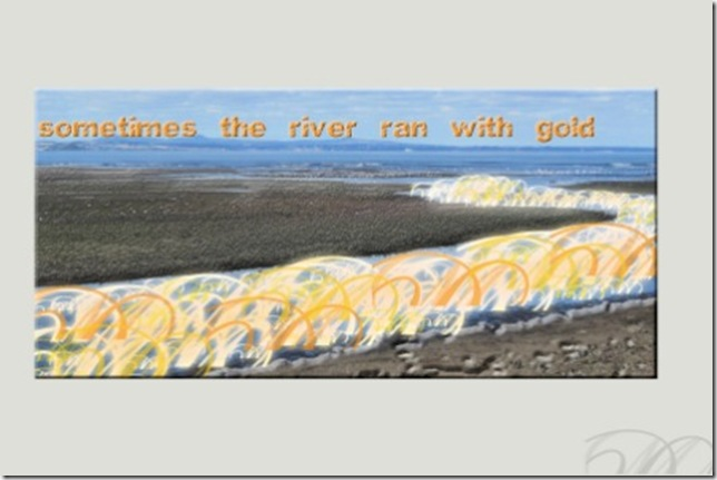 illuminate river