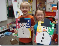Winter Centers Snowmen 031