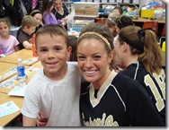 Emporia State Softball Pen Pals 003