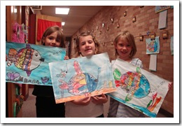 Rainbow Fish end of school 004