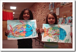 Rainbow Fish end of school 010