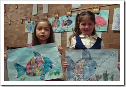 Rainbow Fish end of school 013