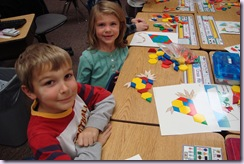 Geometry Unit Pattern Blocks Fun 005