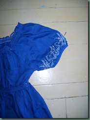 Blue Peasant shirt (5)