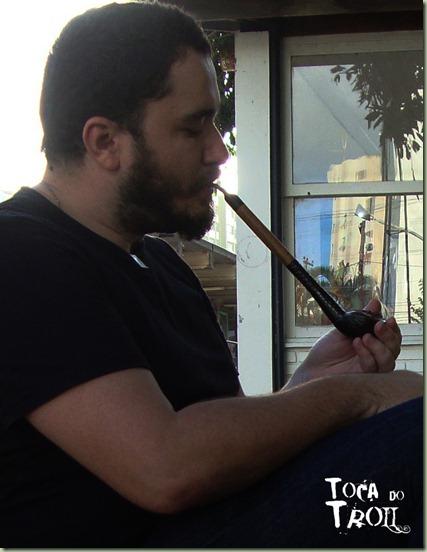 smokingAtTree
