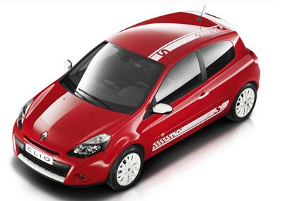 Renault has presented sports version Clio S