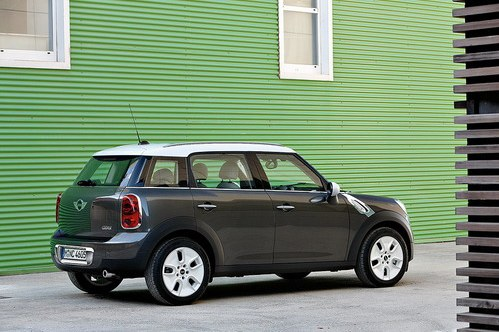 Company Mini has officially presented crossover Countryman