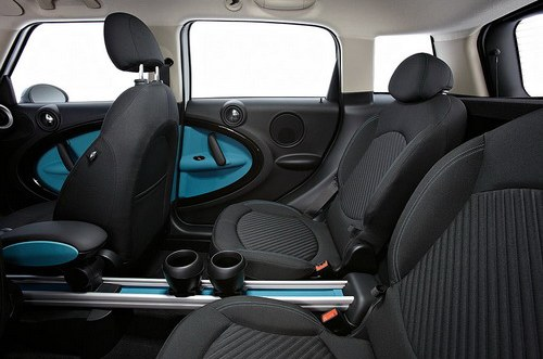 Interior crossover Countryman