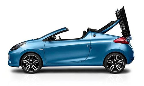 Compact roadster Renault Wind