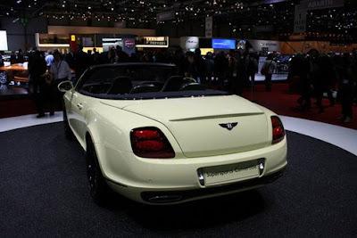Cabriolet Bentley