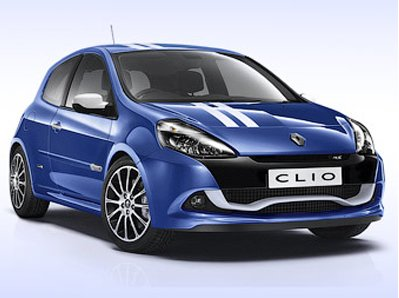 Renault has presented the 2nd model from tuning series Gordini
