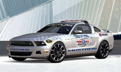 One more Mustang will be in NASCAR