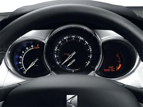 Speedometer Citroen