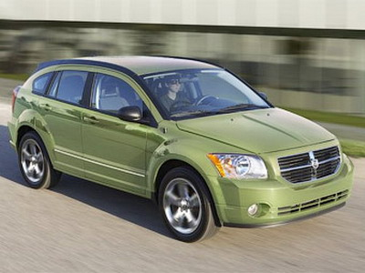 Hatchback Dodge Caliber has received a new interior