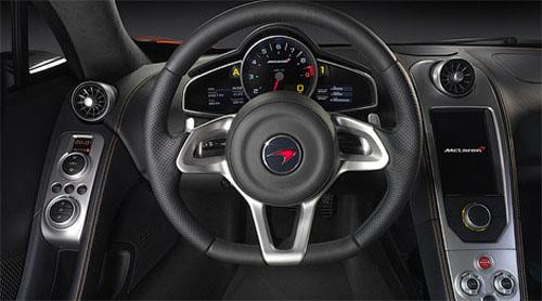 Interior McLaren