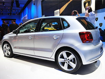 """Charged"" VW Polo will receive the 200-strong motor"
