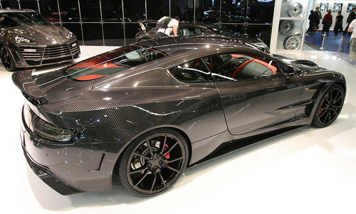 Studio Mansory has presented a new supercar