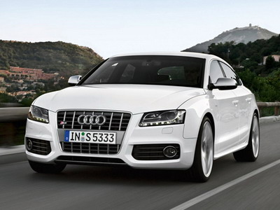 Audi has presented bonus hatchback S5 Sportback