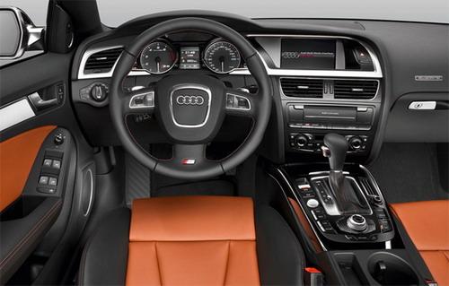 Interior Audi S5 Sportback