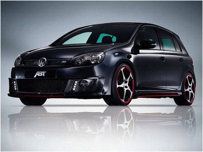 Volkswagen Golf GTD from ABT