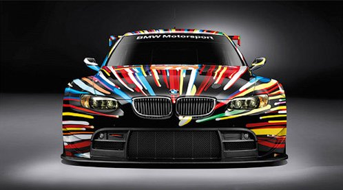 Coupe BMW M3 GT2