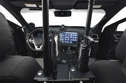 Interior Police Ford