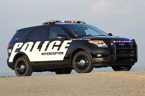 Police Ford