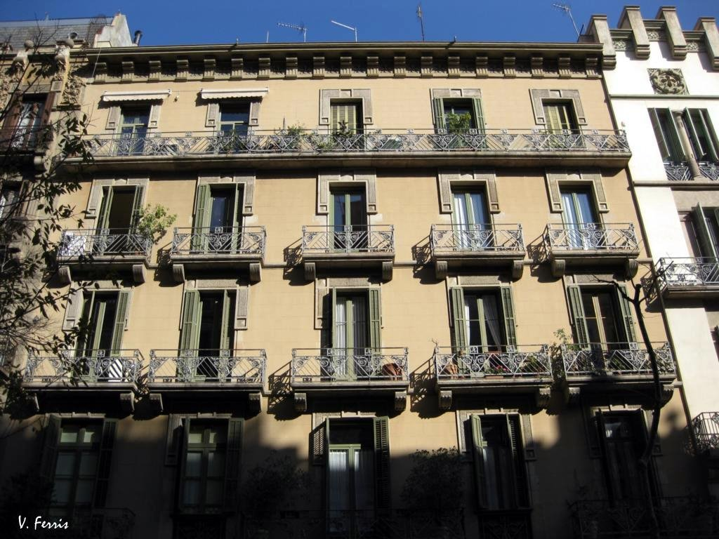 Casa antoni roger barcelona modernista - Casa modernista barcelona ...