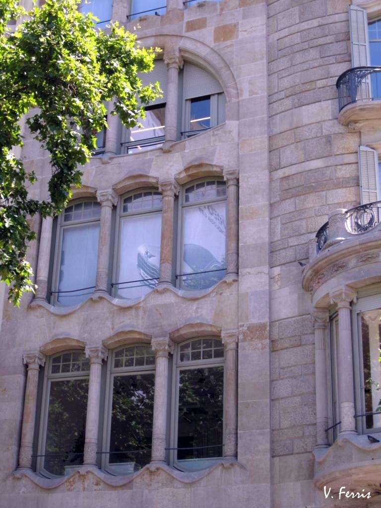 Casa rupert garriga barcelona modernista - Casas modernistas barcelona ...